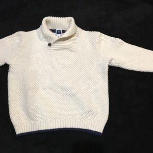 Little boy's sweater